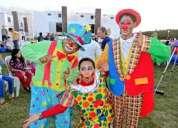 Show 100% original anmaciones de fiestas infantil $30 dolar