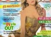 Vendo revistas vanidades, buenhogar, cosmopolitan