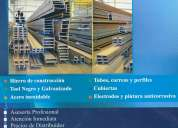 Ferro equinoccio distribución de hierros y aceros
