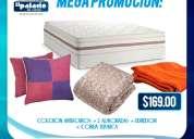 !!! oferta !!! literas  sofacamas colchones almohadas cobijas !!! ofertas !!!