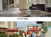 Vendo departamento lujoso en condominio