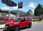 Vendo corsa wind 5 puertas año 2002