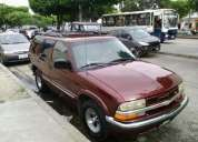 Vendo chevrolet mini blazer