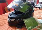 Vendo casco bilt bluetooth