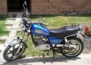 Vendo moto suzuki gn 125 año 2009 matriculada 2014