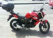 Vendo moto yamaha fz 16