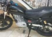 Vendo moto susuki gn 125 aňo 2013