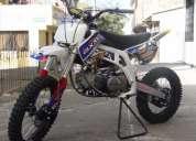 Vendo moto axxo x6r 20f 160cc