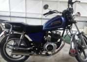 Vendo moto por motivo de no utilizarla
