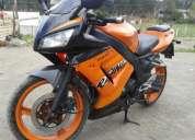 Vendo tundra 250cc año 2012