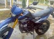 Vendo moto tundra 250 cc,buen estado!