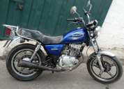 Vendo motos suzuki 125,buen estado!
