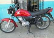 Vendo moto honda en perfectas condiciones