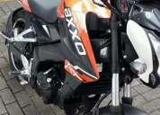 Vendo moto axxo 250 nueva