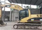 Vendo excavadora 320 cl