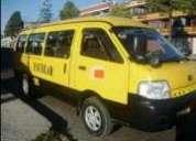 furgoneta escolar e institucional papeles en regla