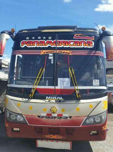 VENDO O CAMBIO CON PROPIEDADES BUS INTERPROVINCIAL