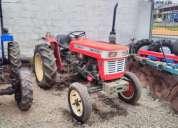Vendo tractor yanmar ym2700,buen estado!