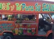 Vendo furgoneta para negocio de comida