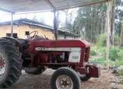 Vendo de opotunidad tractor con implemento