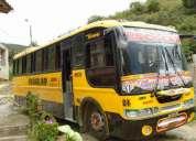 Se vende excelente bus escolar