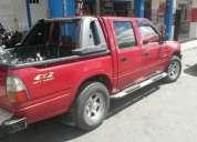 Vendo camioneta doble cabina marca chevrolet