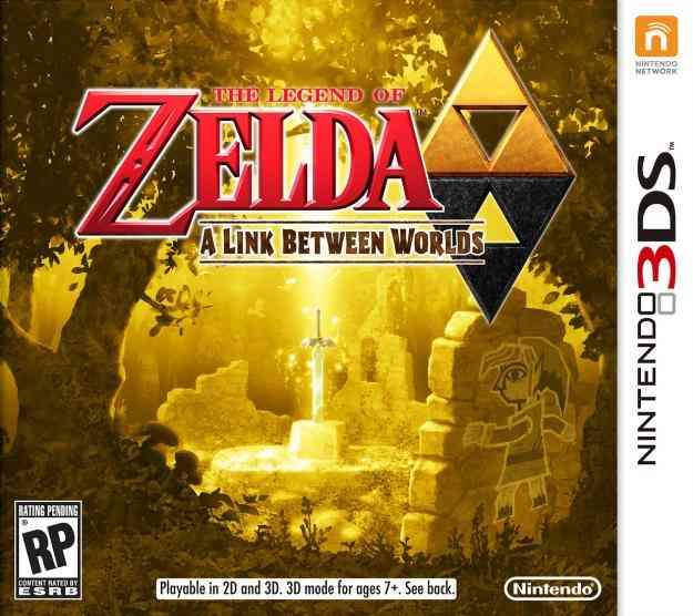 Vendo Zelda A Link Between Worlds Nuevo Y Sellado,Contactarse!