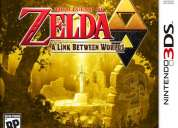 Vendo zelda a link between worlds nuevo y sellado,contactarse!