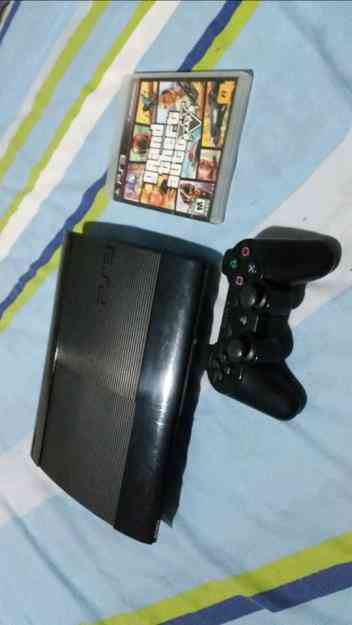 Vendo ps3 superslim