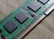 Vendo memoria ram para laptop de 2 gb pc3 10600