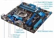 Tarjeta Madre Biostar A68n2100 Procesador Amd Dual