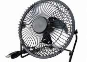 Vendo ventilador para escritorio