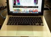 Vendo macbook pro 13