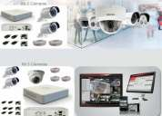 Kit cctv cámaras de seguridad y video vigilancia