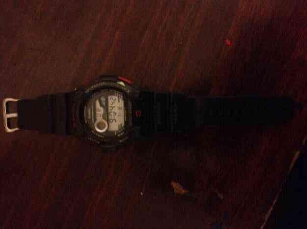 Excelente Reloj Casio.