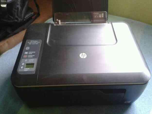 Vendo esta impresora hp,Contactar!