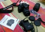 Vendo camara fotografica professional