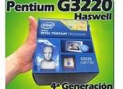 Procesador intel pentium 3.0ghz g3220,buen estado!