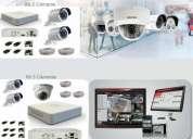 Sistemas de cámaras de seguridad y videovigilancia