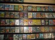 Vendo lokal de anime y peliculas full colecciones
