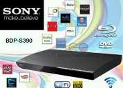 Precioso bluray sony hd con wifi smartv con netflix