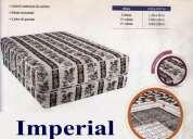 Excelente colchÓn imperial chaide nuevos