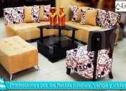 Fabulosos muebles lineales modernos excelente calidad