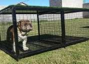 Vendo kennel para perros
