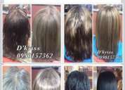 Alisado con botox, dale brillo a tu cabello, adios frizz,consultar!