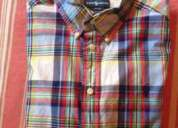 Vendo camisa polo ralph laurent small $35