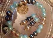 Vendo entre perlas y cristales