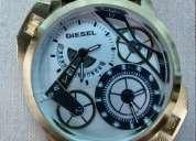 Vendo reloj doble hora