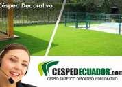 Tu jardín con césped sintético decorativo