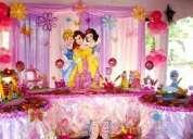 Eventos y banquetes organizamos los mejores bautizos, baby shower, quinceañeras, matines y m�